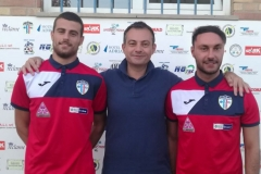 Marsili con Roselli e Bachielli