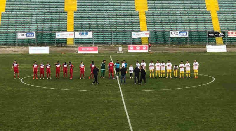 Al Del Conero il Gabicce Gradara si illude (1-2), poi subisce l'uno-due dell'Ancona: 3-2. Tabellino, cronaca e video.