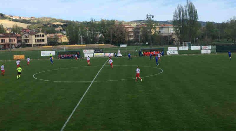 Il Gabicce Gradara in giornata no, il Villa San Martino passa al 'Magi': 1-2. Tabellino, cronaca e video.