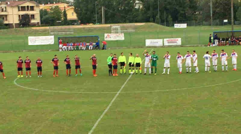 Stop fino a domenica: saltano il ritorno di Coppa Italia col Biagio e il match col Mondolfo