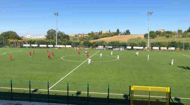 Il Gabicce Gradara sconfitto per 3-1 all'esordio in trasferta contro la matricola Moie