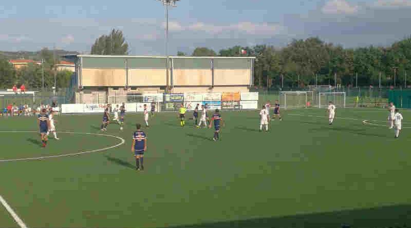Coppa Italia, anche nel ritorno battuto (in rimonta) l'ostico Valfoglia 3-1: ecco gli ottavi. Video.