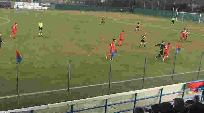 Primo ko al Magi: la Passatempese passa (0-1) e il Gabicce Gradara perde il primato. Video